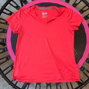 Nike Red Dri-Fit T-shirt Size XL Women